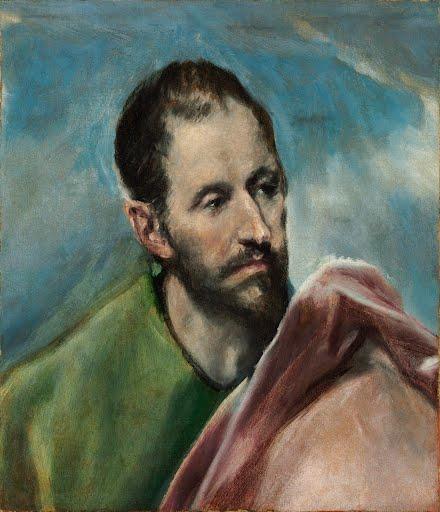 Saint-James-Younger-El-Greco-1600-Repro-Art-Photo-Poster-Print-Satin-Canvas-Matt