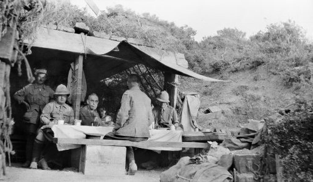 world war 1 gallipoli essay